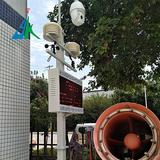 揚塵七項在線監測預警聯動治理儀